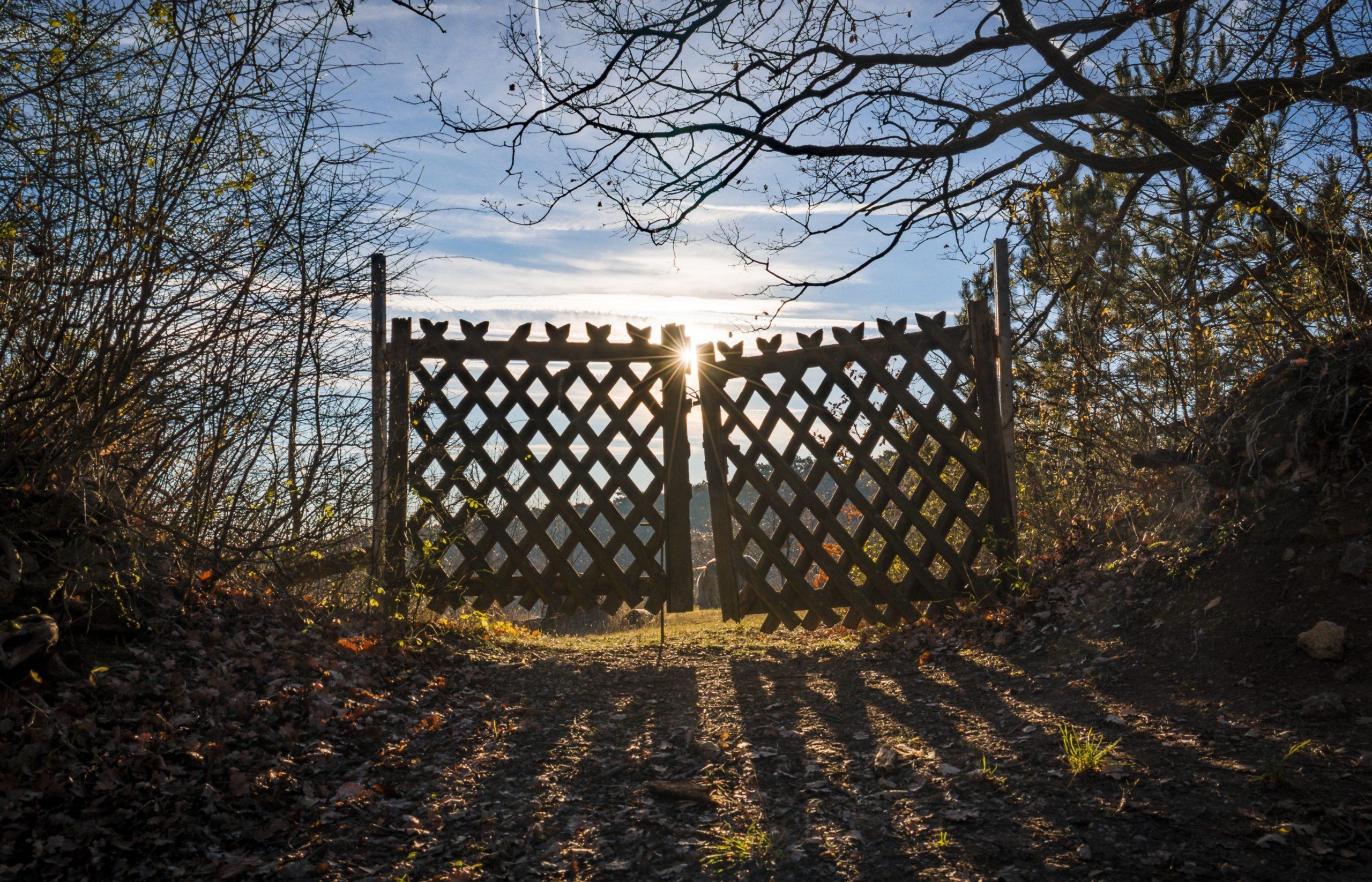 A kerítésépítés 7+1 szabálya