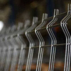 3D horganyzott táblás kerítés 44 előnézet