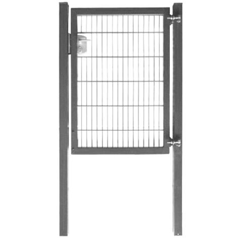 horganyzott bejárati kapu előnézet