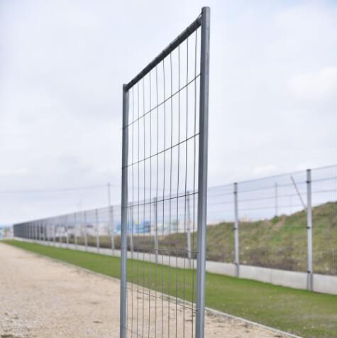 mobil kerítés kapu előnézet