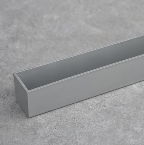 u lábazati elem rögzítő műanyag előnézet